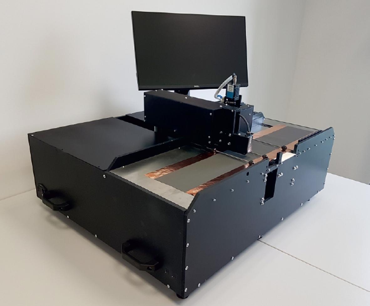 Lab Scan von der MeSys GmbH